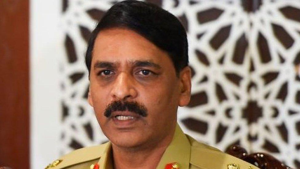 पाकिस्तान ने अपने सेना प्रवक्ता को क्यों बदला?