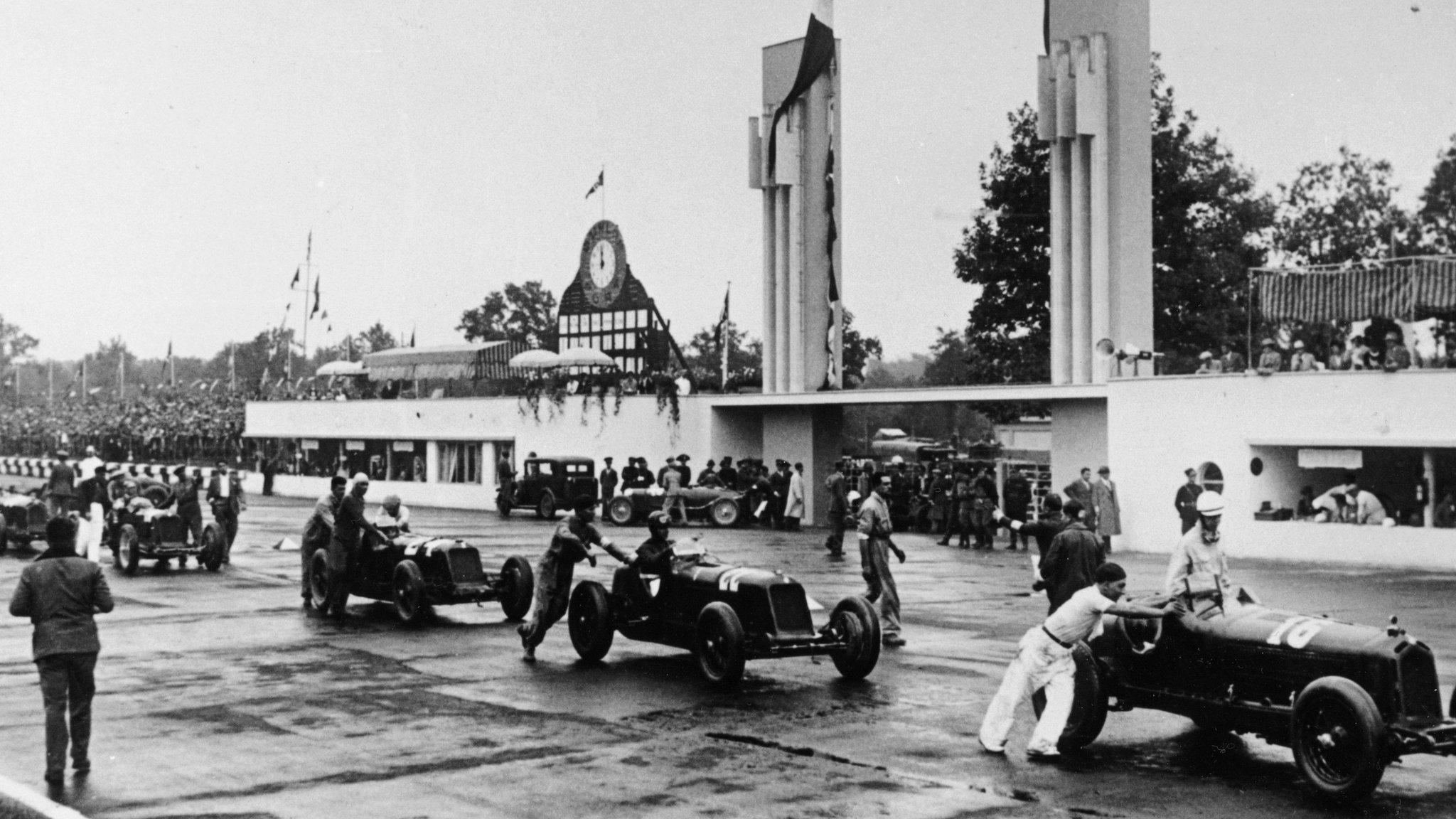 Gran Premio de Italia de 1933