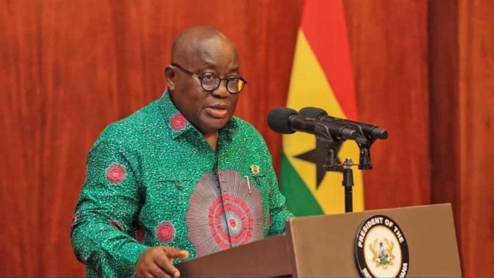 """You Will Have Your Fair Share In My Next Four Years Of Government""- Prez Nana Addo Dankwa Akufo-Addo"