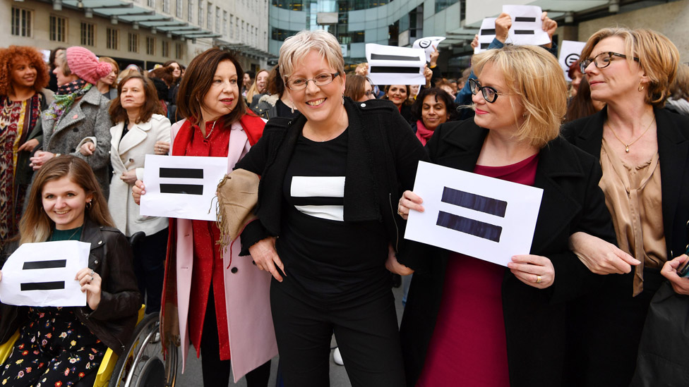 Carrie Gracie calls watchdog's report on BBC equal pay a 'whitewash' thumbnail