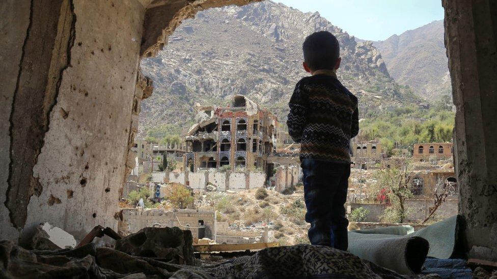 Cerca de un 75% de la población de Yemen necesita ayuda humanitaria.