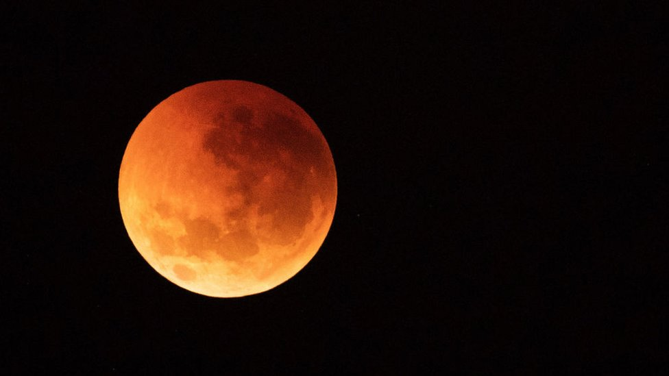 Eclipse lunar de julio de 2018