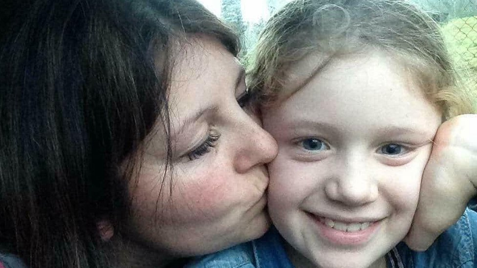 Devon crash death mum may have been 'asleep at wheel'