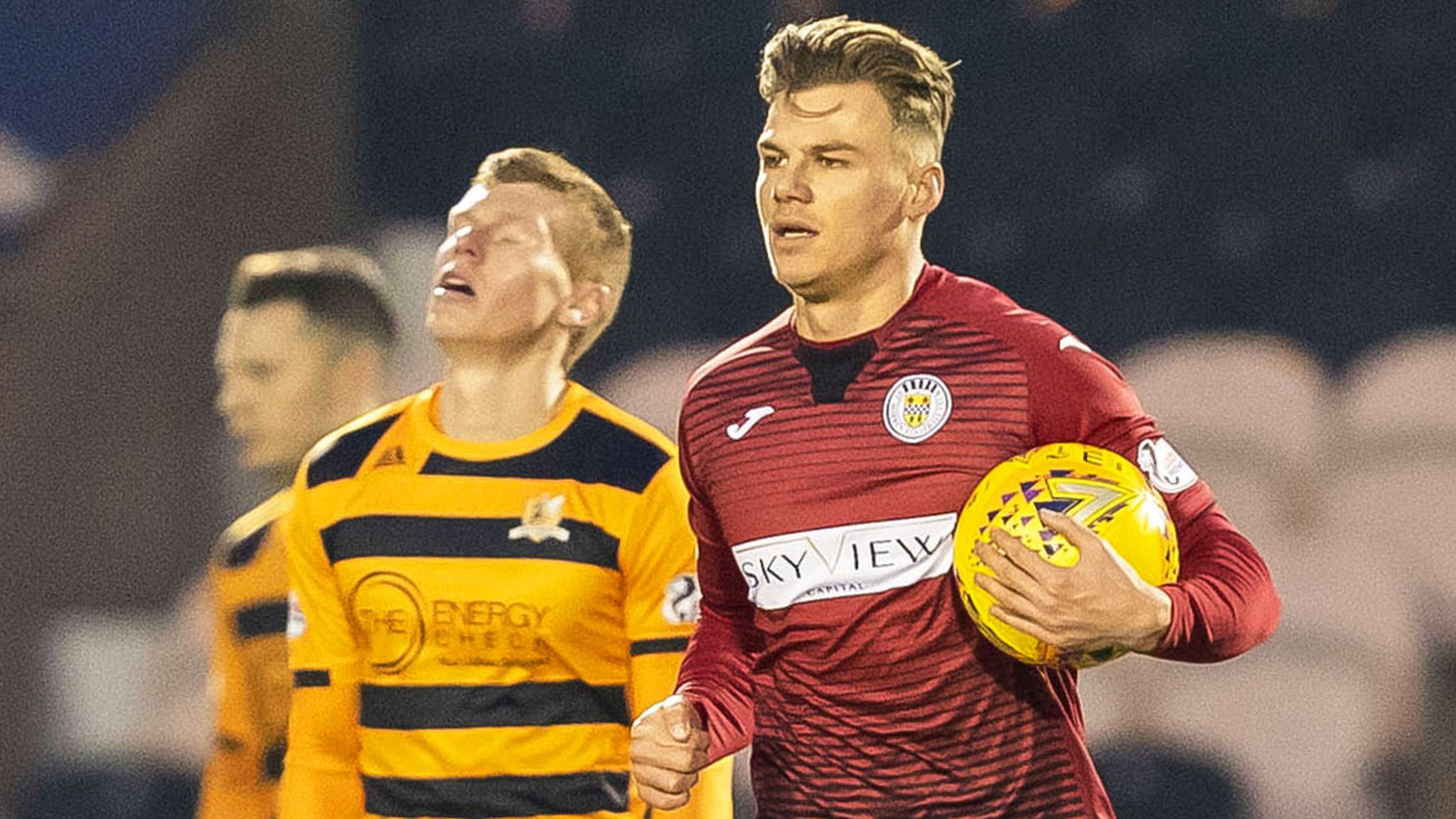 St Mirren 3-2 Alloa: Premiership strugglers hit back with late salvo to deny Athletic
