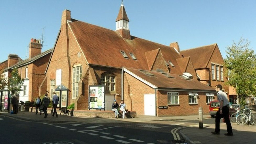 East Oxford Community Centre