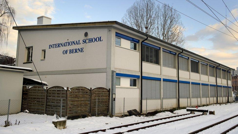 Escuela internacional de Bern.