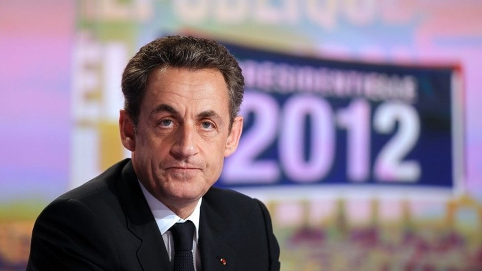 Nicolas Sarkozy French Ex President Ordered To Stand Trial Bbc News