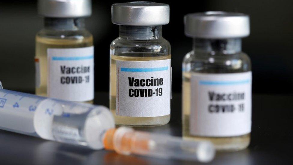 新冠疫苗研發
