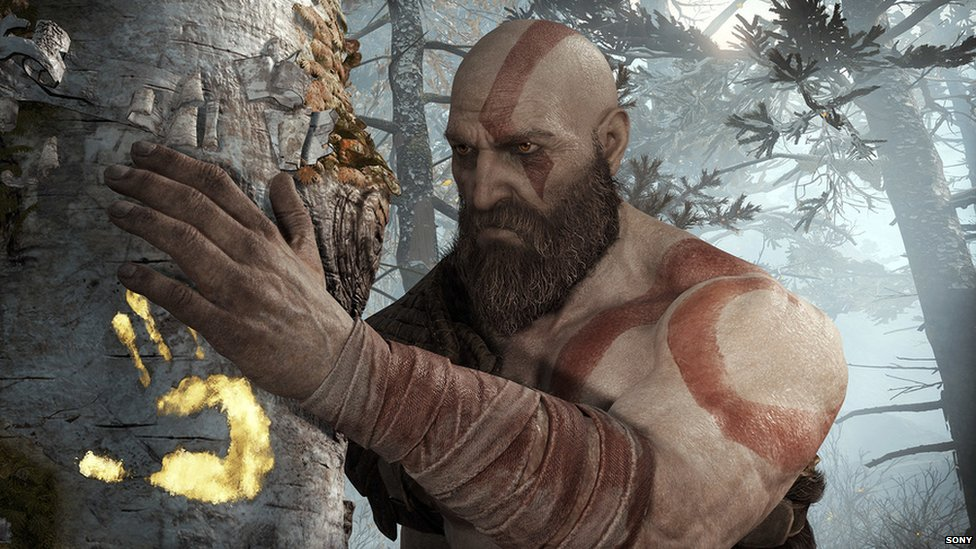 God of War: The single dad opening gaming up to new emotions