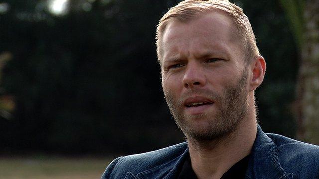 Former Chelsea and Barcelona striker Eidur Gudjohnsen