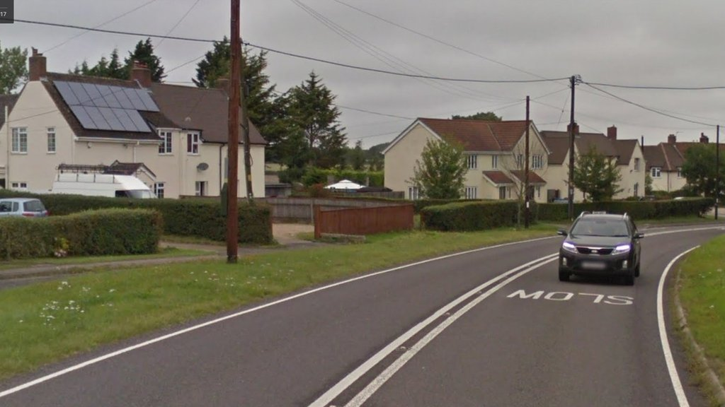 Alpheton fatal crash: Woman died from broken back