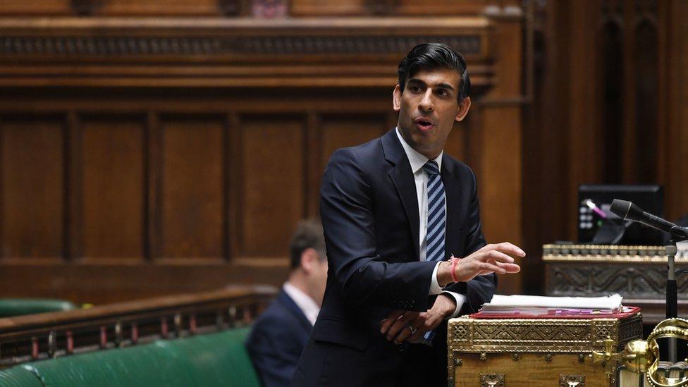 Rishi Sunak: I have to make tough choices on public pay