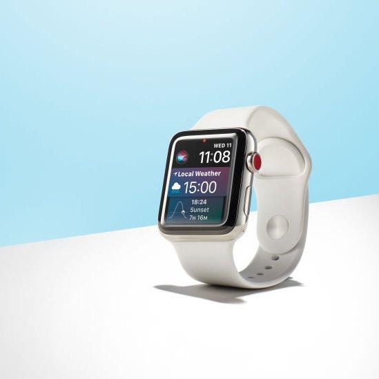 Khashoggi usaba un Apple Watch 3.