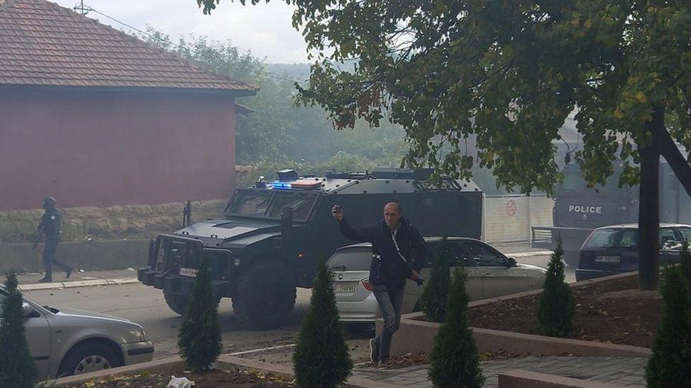 Kosovska Mitrovica, 13. oktobar 2021.