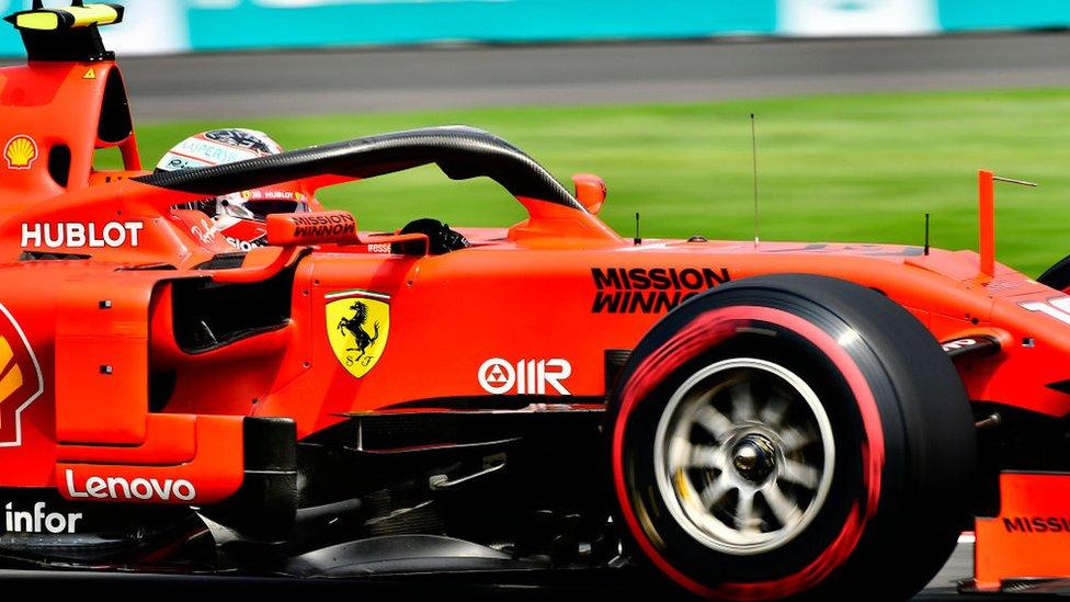 BBC | NO USAR Ferrari