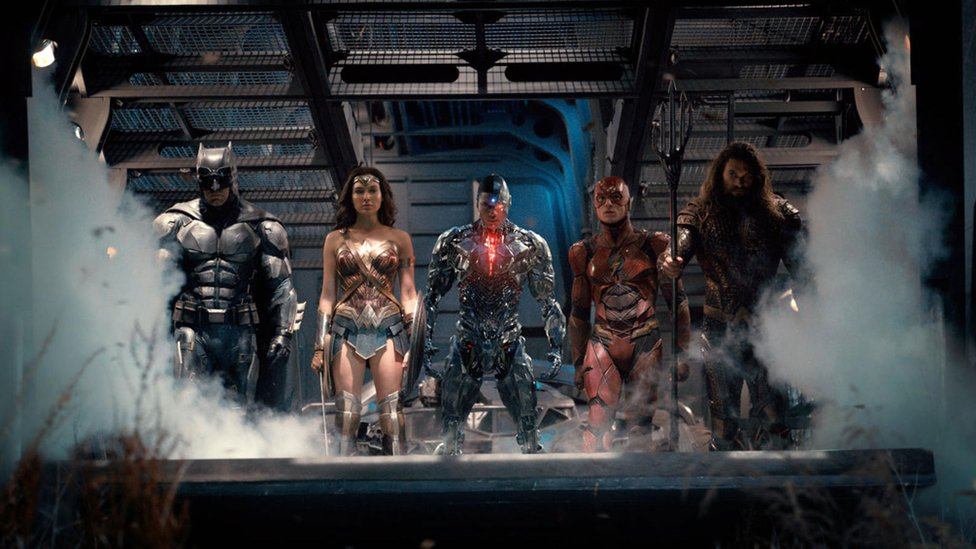zack snyder s justice league a vindication of director s vision say critics bbc news