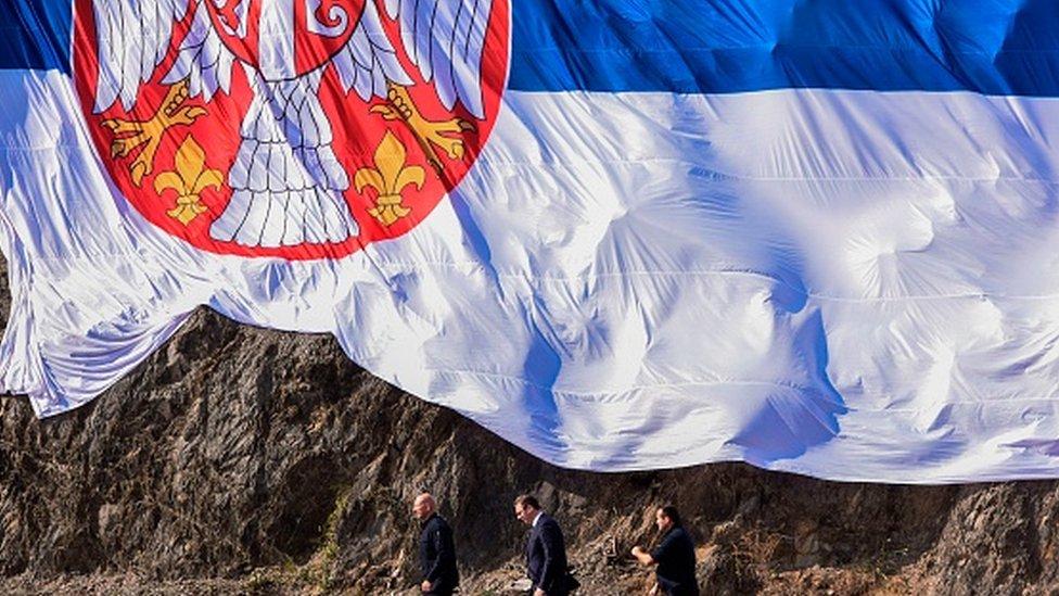 Aleksandar Vučić na Kosovu