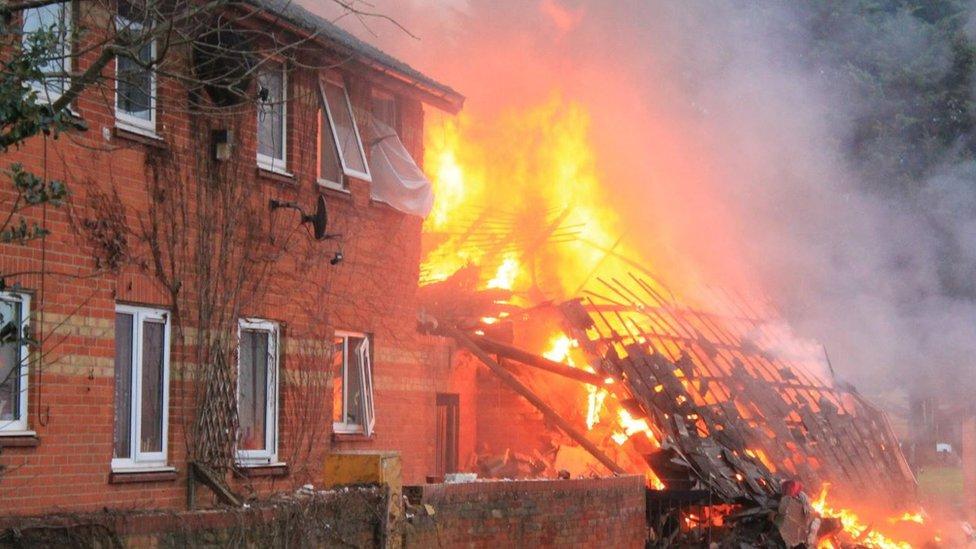 Oxford flats explosion: Redevelopment proposals put forward