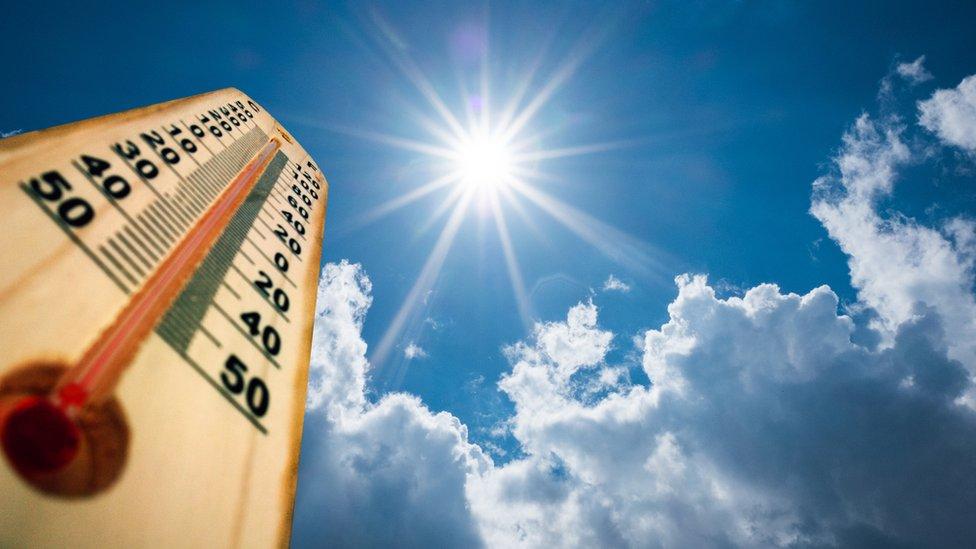 En algunos lugares del planeta, como el Valle de la Muerte en California, Estados Unidos, las temperaturas pueden alcanzar los 47ºC en verano.
