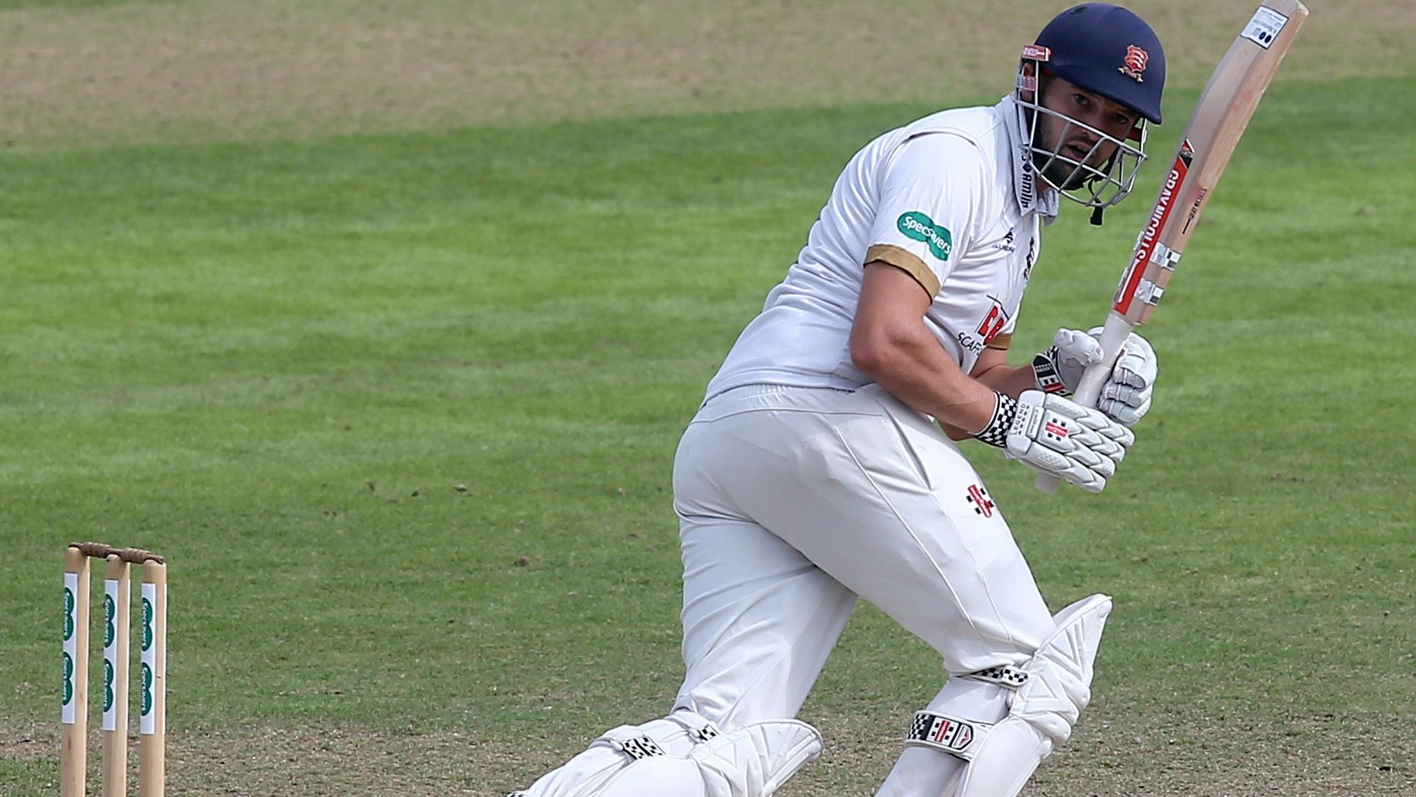 County Championship: Nick Browne leads Essex chase against Somerset at Taunton