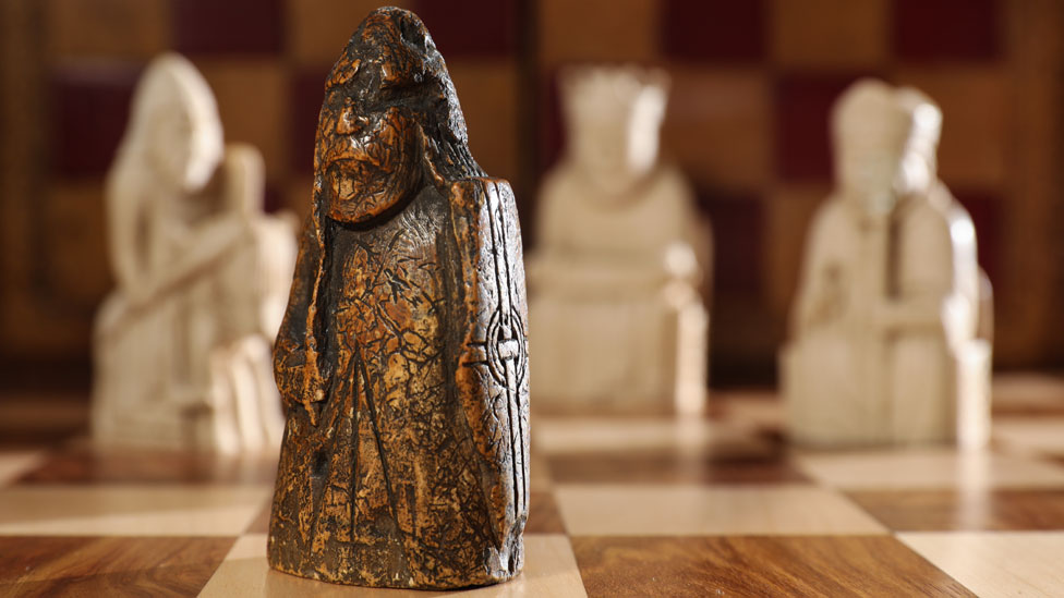 Lewis Chessman piece