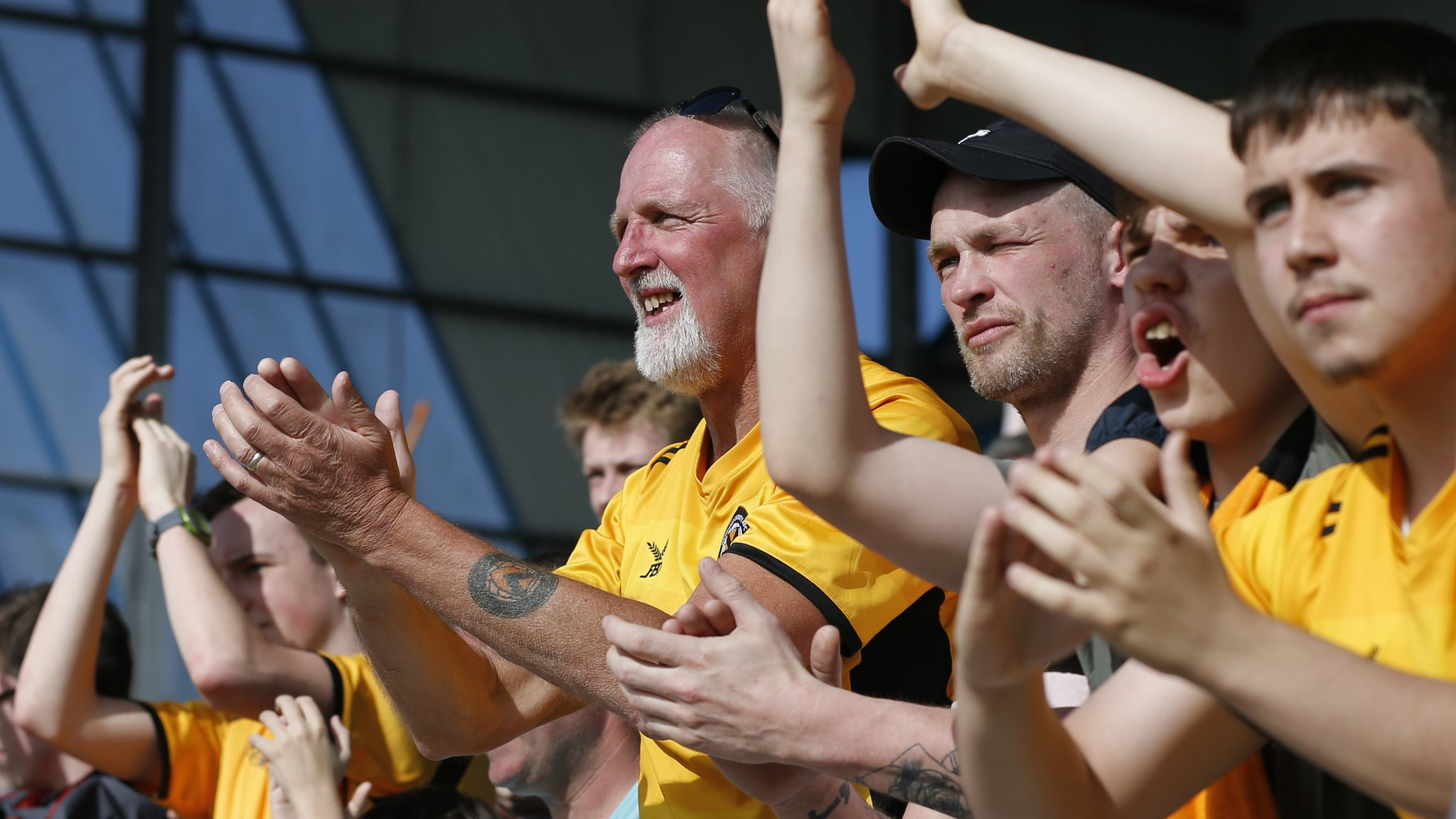 Newport County: Fans to have say over club's potential sale