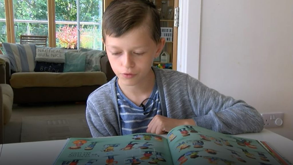 Sussex 10-year-old has refugee book published
