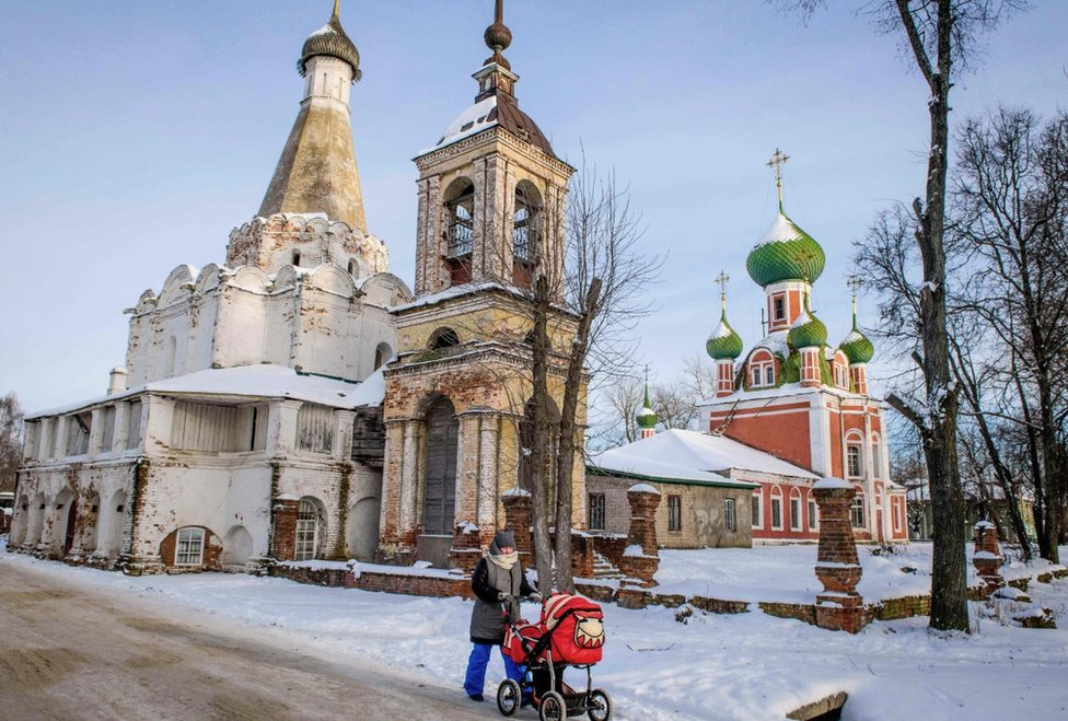Svet moskovske politike kao da je čitav jedan svet udaljen od pitoresknog Perseslavla
