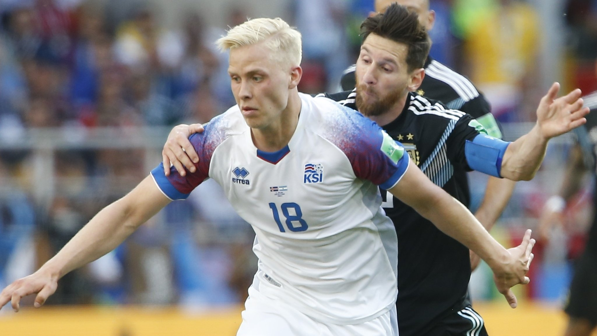 Hordur Magnusson: CSKA Moscow sign Bristol City's Iceland defender