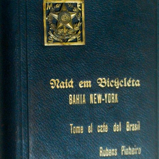 El cuaderno de viaje de Rubens Pinheiro