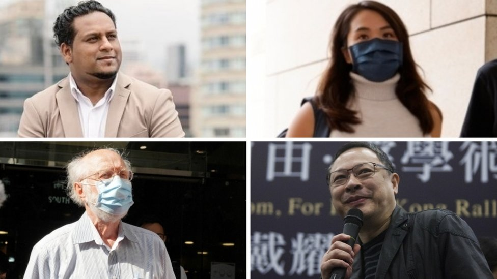 Hong Kong national security law: Activists say arrests confirm worst fears thumbnail