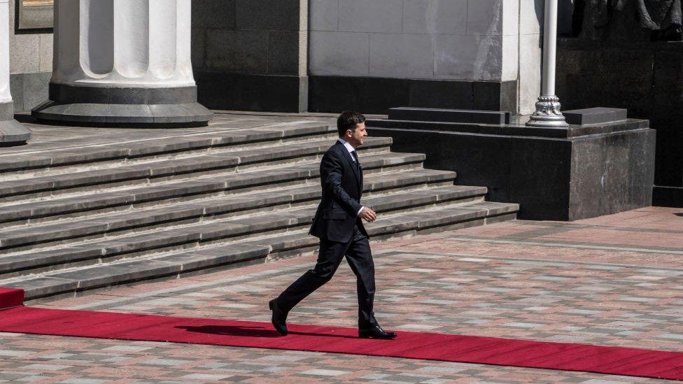 Перший тиждень президента Зеленського. #Не проґавте