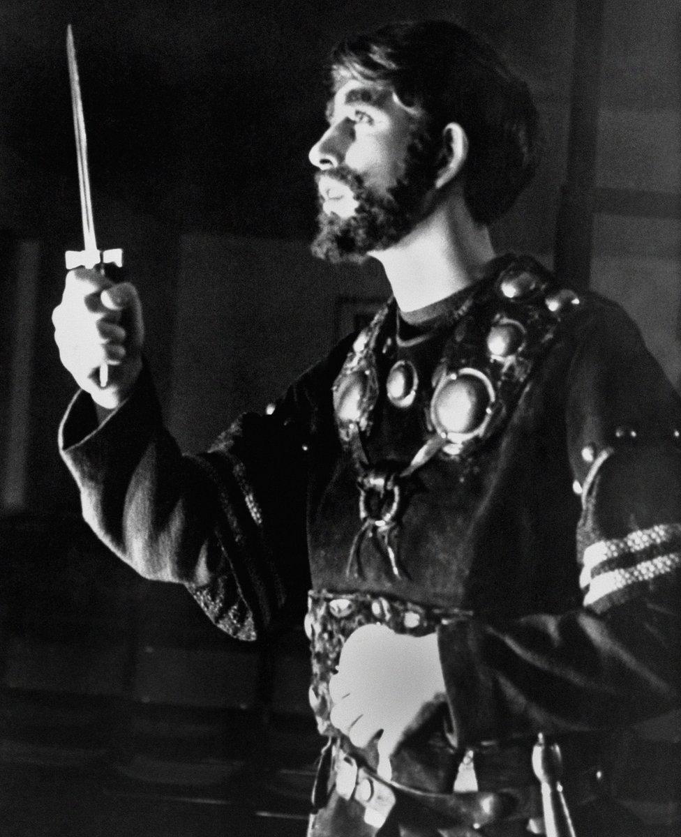 Princ čarls kao Magbet