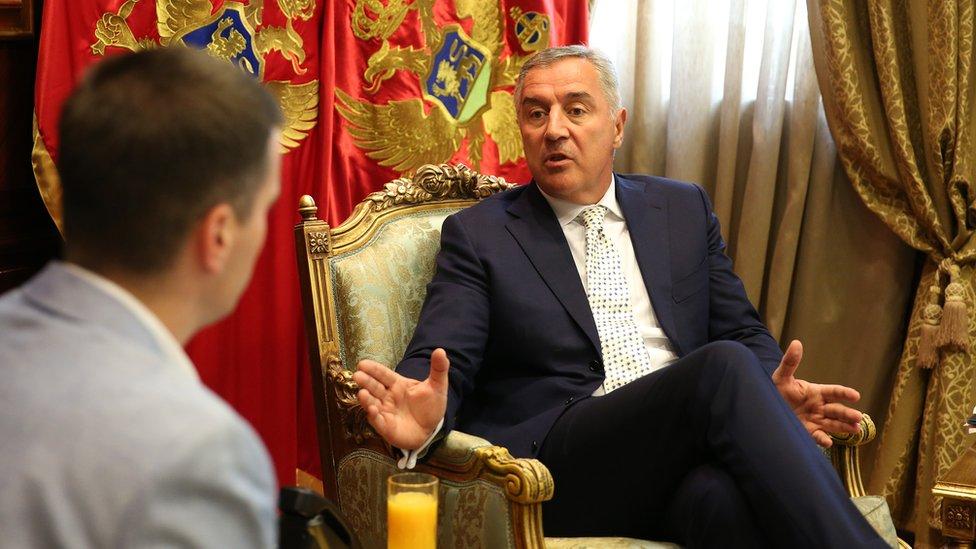 Podgorica, 15. april 2019.