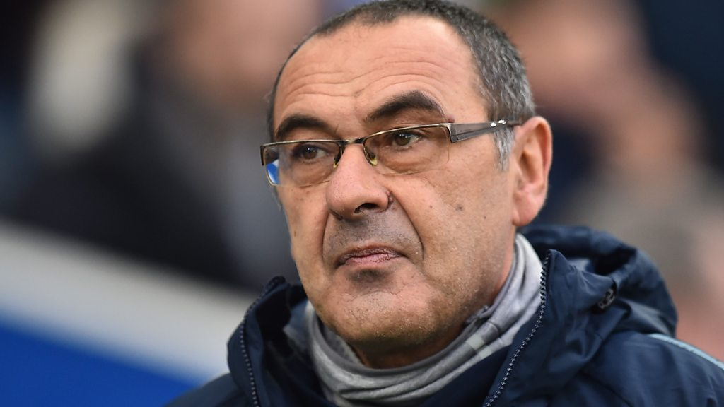 Brighton 1-2 Chelsea: Maurizio Sarri says Chelsea were a 'danger to ourselves'