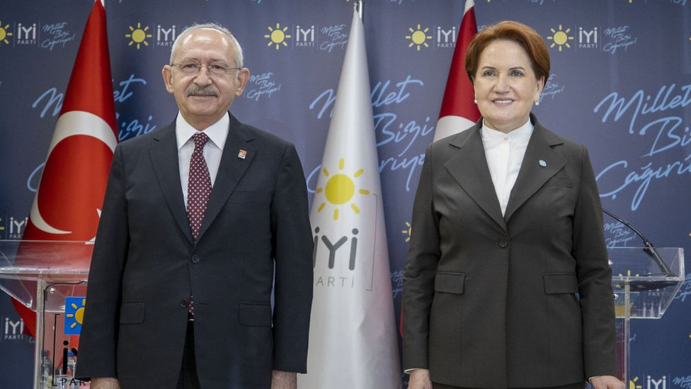 Kılıçdaroğlu ile Akşener