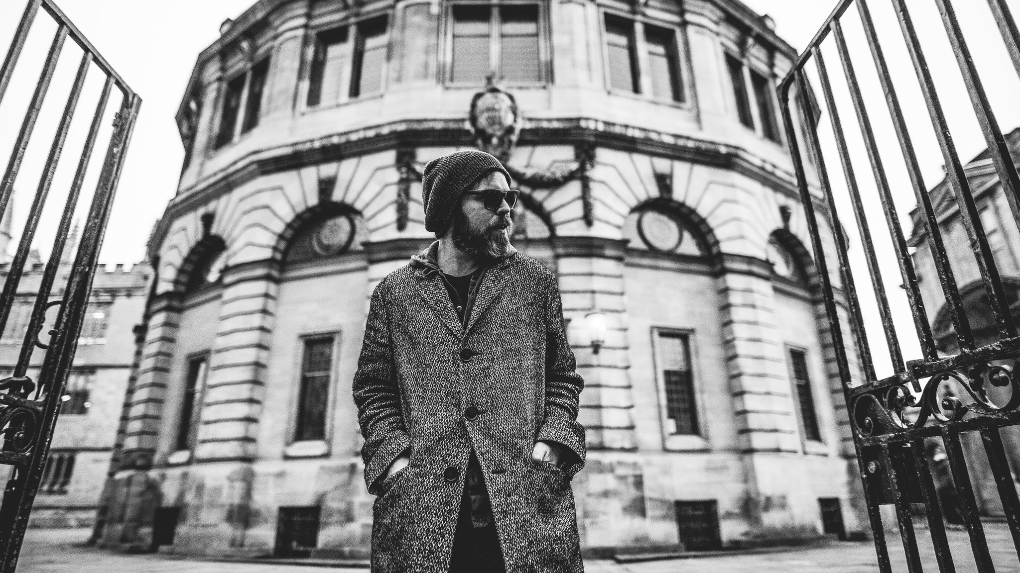 Gaz Coombes concert for Sheldonian Theatre's 350th birthday