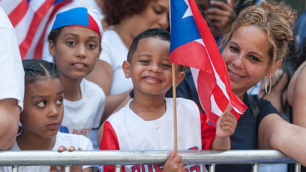 Puerto Rico en Nueva York
