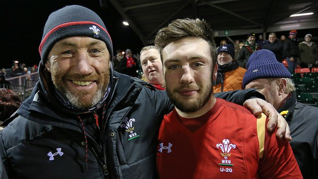 Robin and Billy McBryde