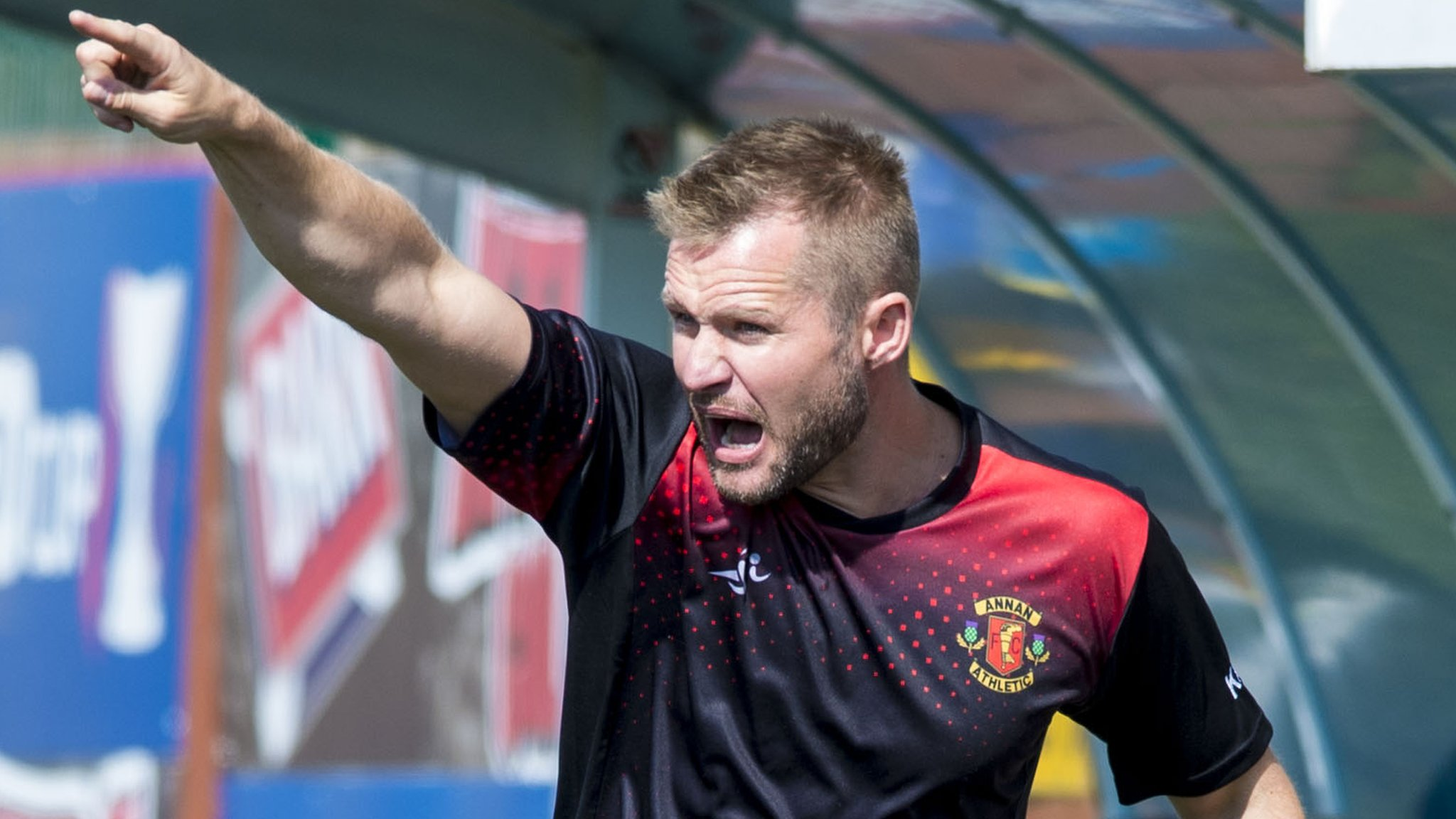 Stirling Albion appoint Kevin Rutkiewicz as new manager