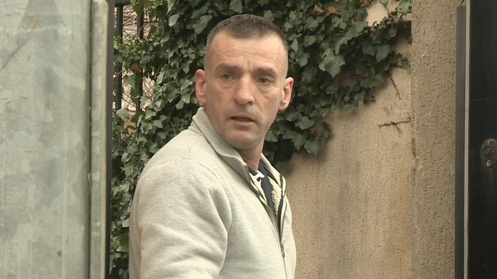 Narrow Water wreaths vandal Robert McKeegan sentenced