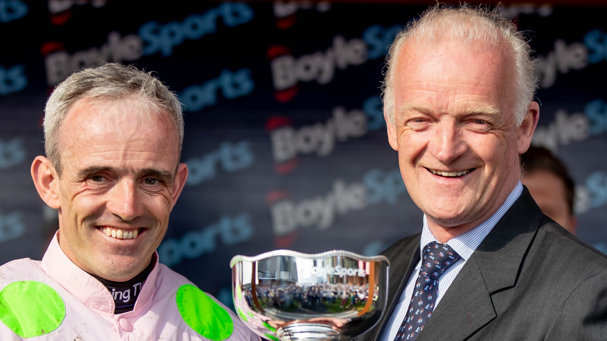 'A tremendous result' - Mullins 1-2-3 as he wins first Irish National with Burrows Saint