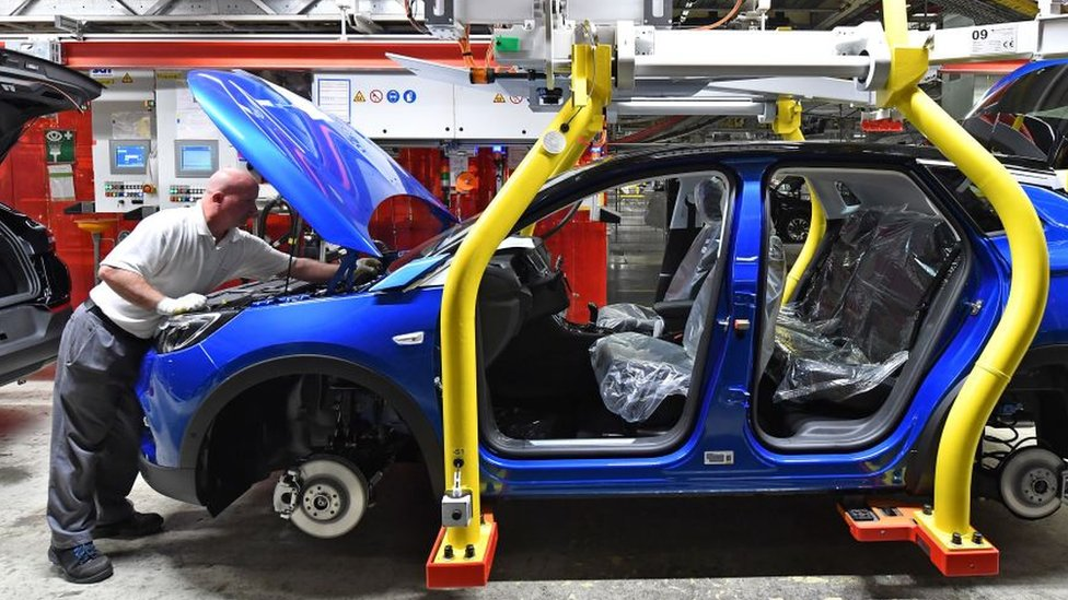 Car manufacturing in Germany