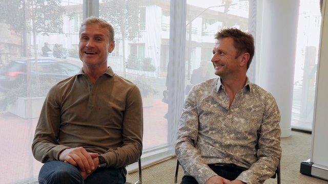 Allan McNish & David Coulthard: Life in Monaco