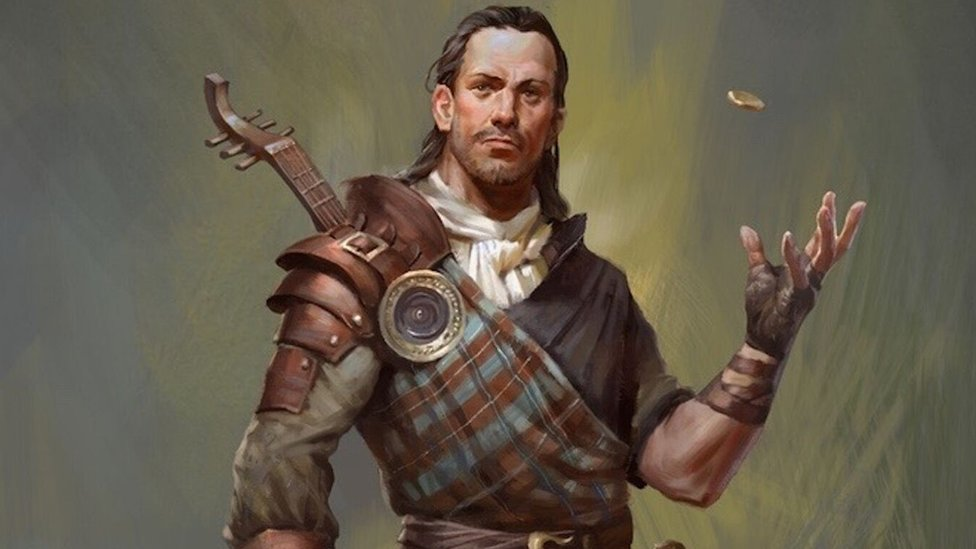 Gaelic talent provide new video game's soundtrack