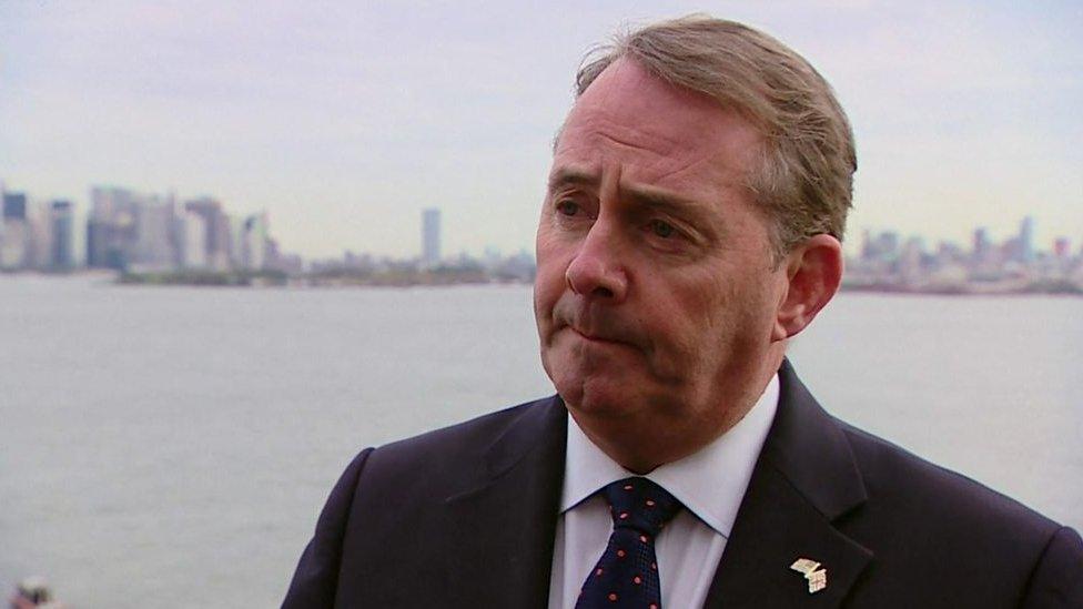 Британия: хакеры из России взломали почту министра Лиама Фокса, похитив важные документы