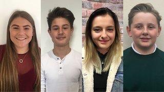Radio 1 announces teen heroes for 2017