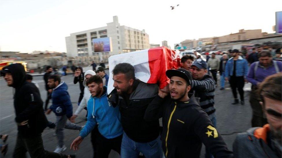 تفجير بغداد كان الأكثر دموية في العاصمة العراقية منذ ثلاث سنوات