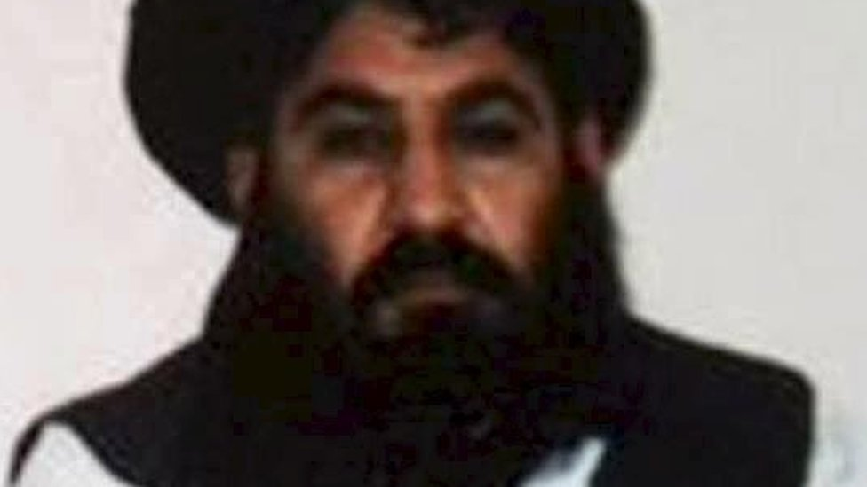 Mullah Akhtar Mohammad Mansour, the new leader of the Taliban
