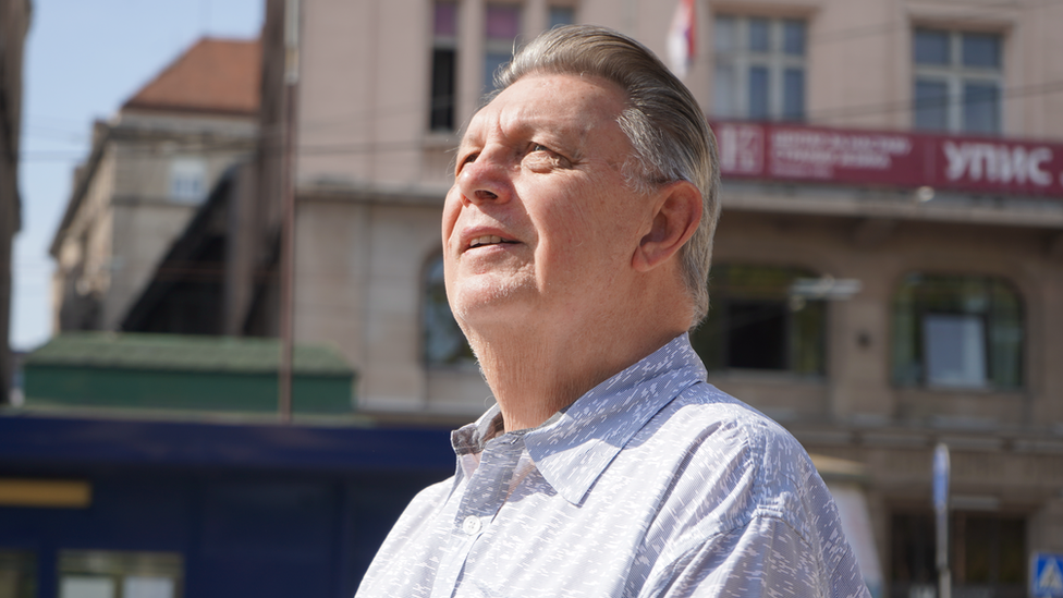 Fred Tri, Beograd, septembar 2019.